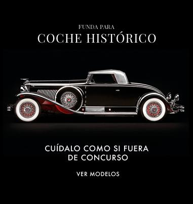 Funda coche. Funda para coche histórico.