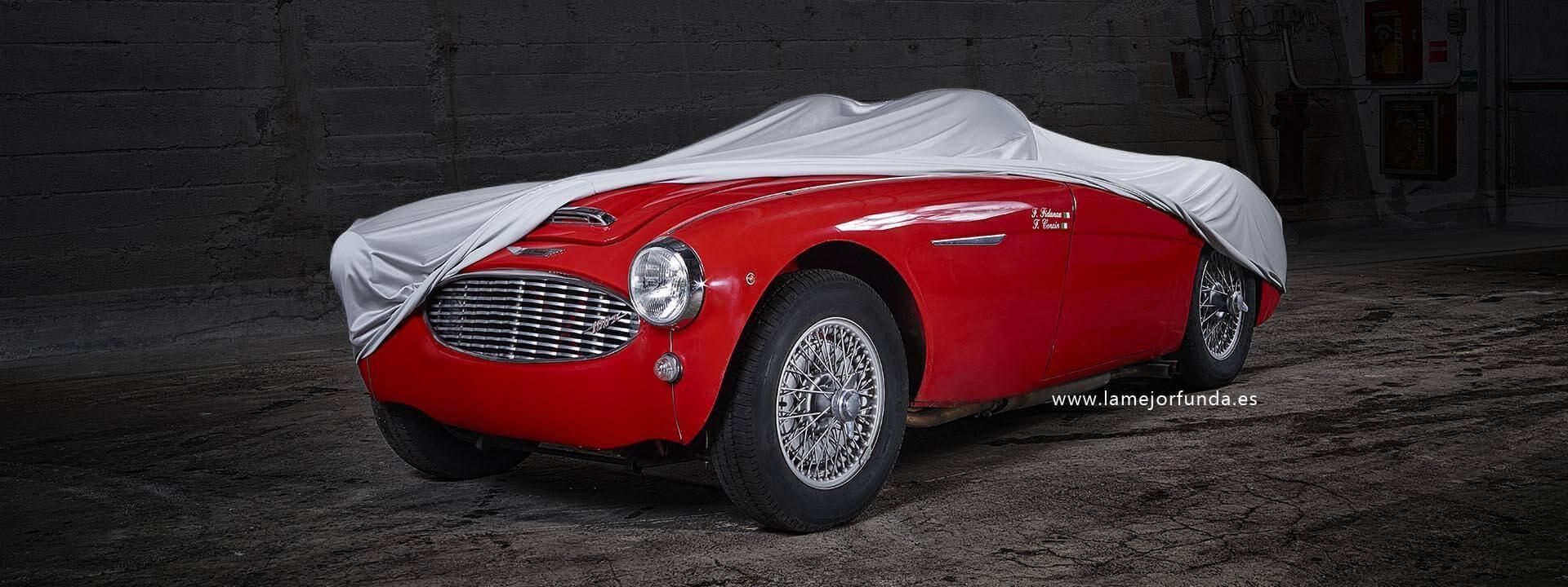 Funda para coche historico